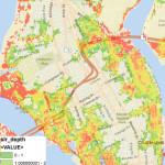 SCBARS  Charleston Sea Level Rise Images