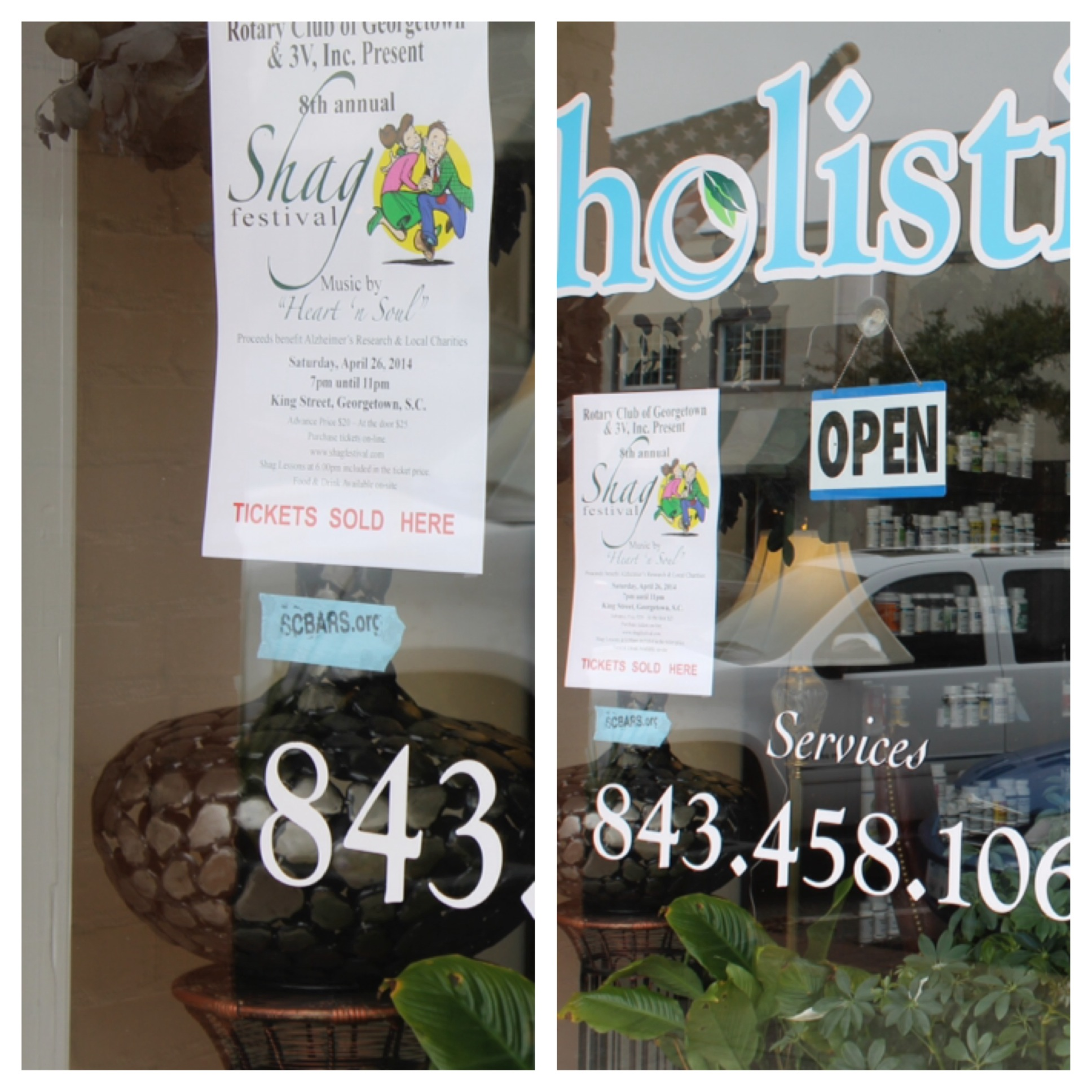 Holistic Prevention: Georgetown Green Bean Consignment Boutique: Georgetown
