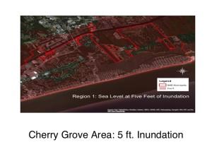 Cherry Grove: 5ft