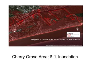 Cherry Grove: 6ft